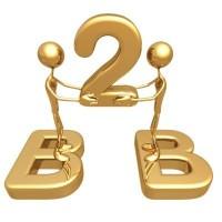 B2B is really P2P