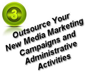 New Media Marketing - Outsourcing