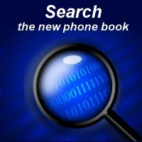 Search the New Phone Book