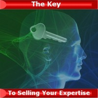 The Key To Selling Your Expertise