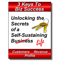 3 Keys to Biz Success