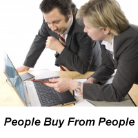 People Still Buy From People