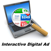 Interactive Digital Ad