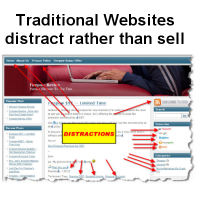 Ddistracting Websites
