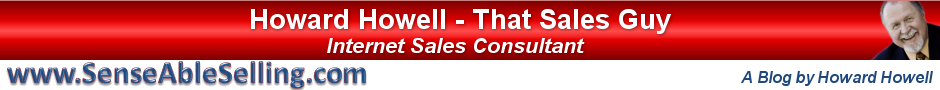 Internet Sales Consultant - Howard Howell - That Sales Guy